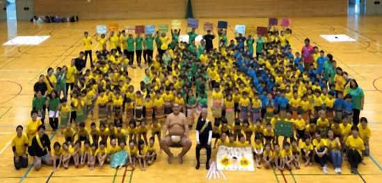第6回相撲大会~あき場所~を開催しました